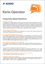 Kerio Operator F.A.Q.